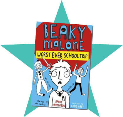 Beaky Malone Worst Ever School Trip cover