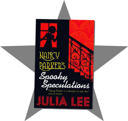Nancy Parker's Spooky Speculations cover